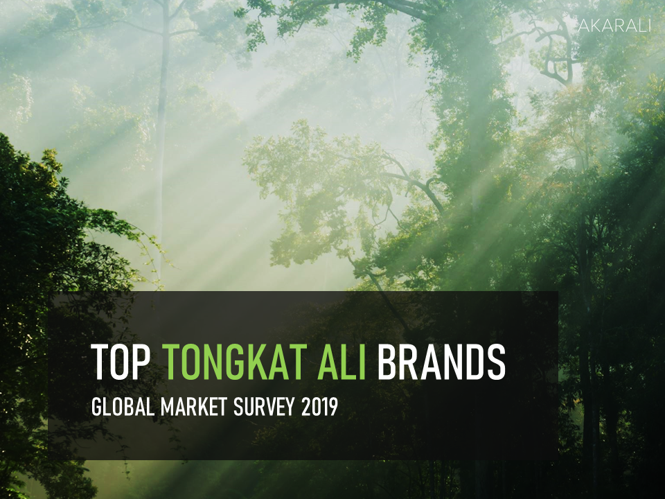 Best Tongkat Ali Brands