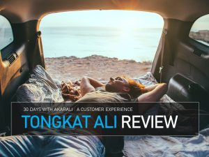 30 Days With Tongkat Ali – A Long Term Review