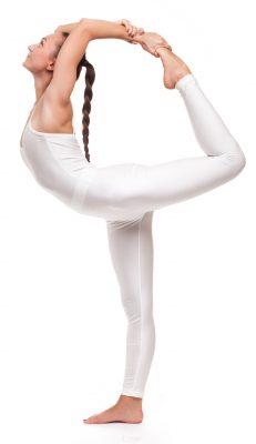Muscle-Stength-Yoga Pose